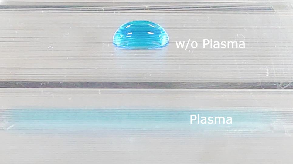 PVDF(ポリフッ化ビニリデン)の表面改質