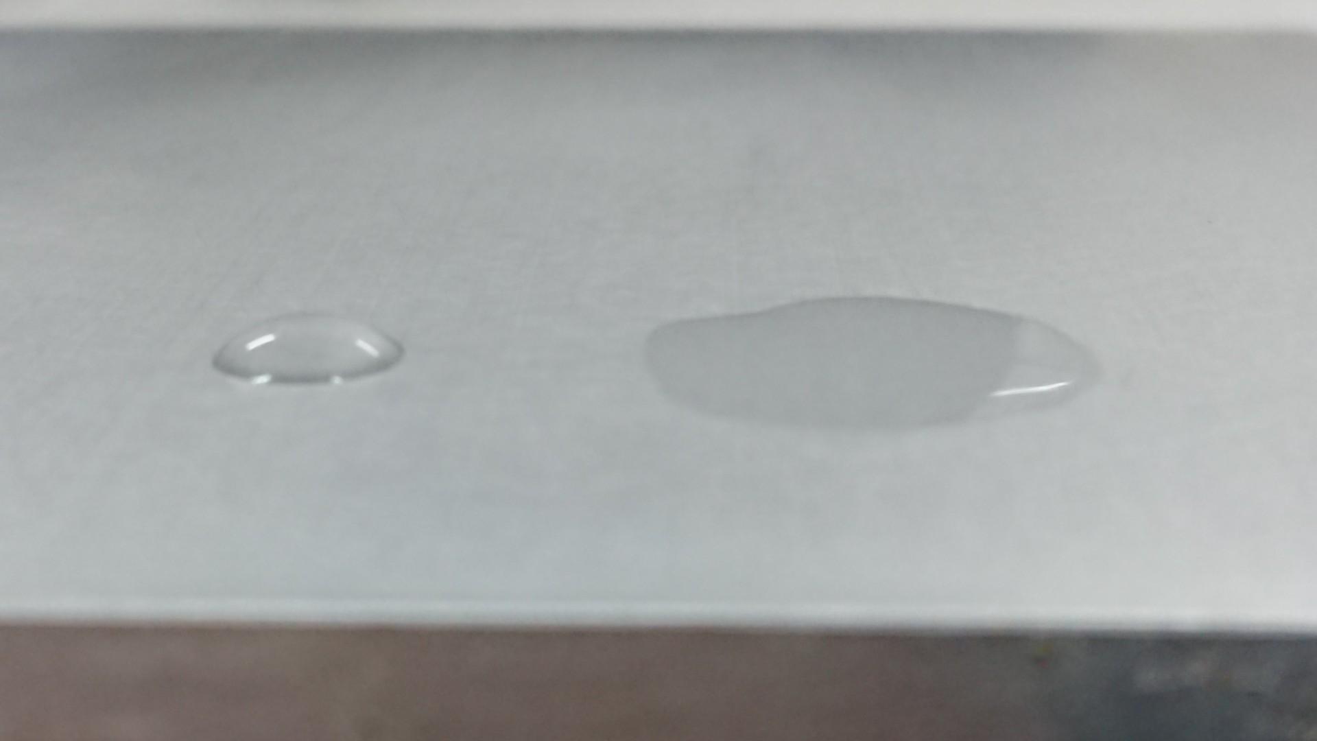 金属の高速濡れ性改善